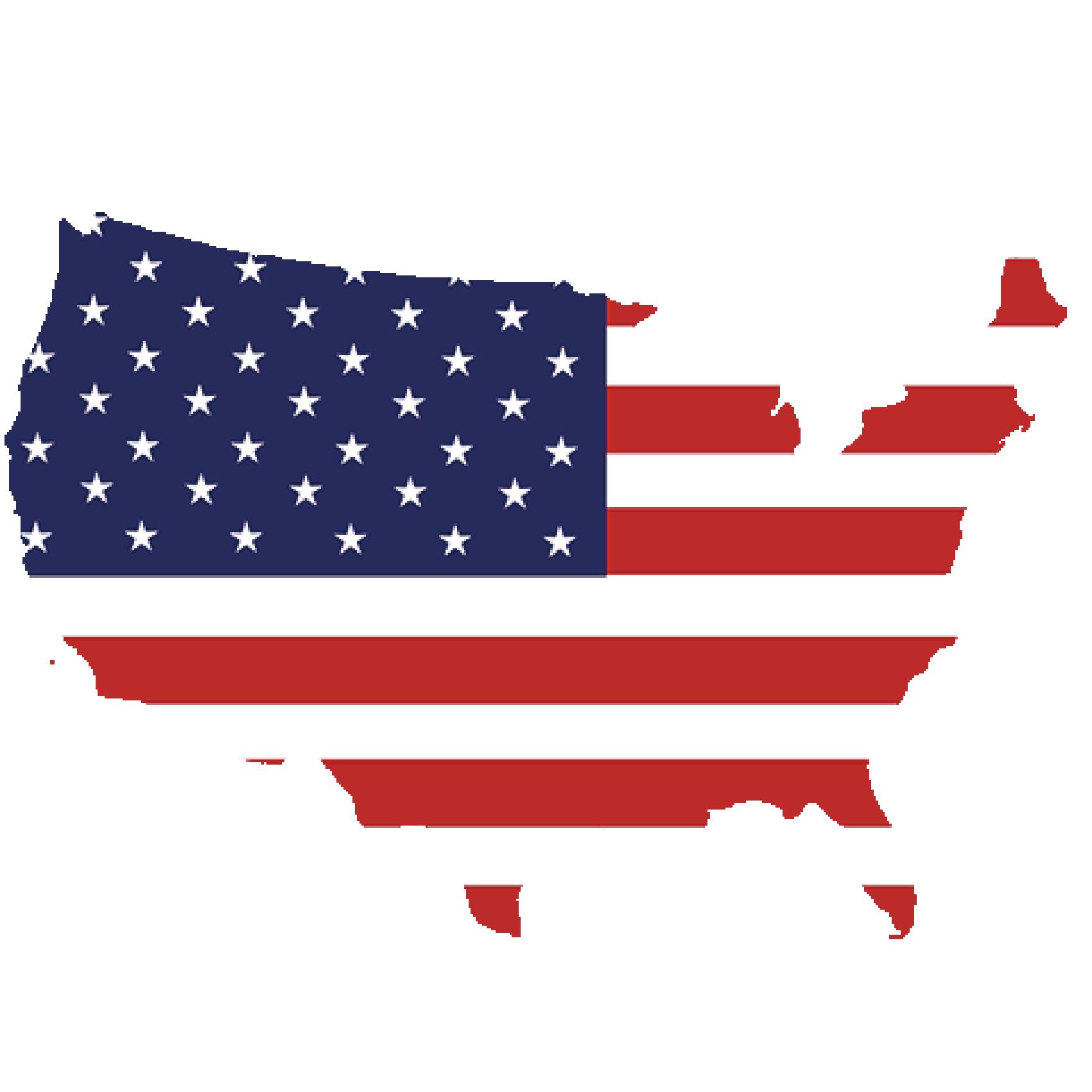 Flag of USA, the partner of barskorea.