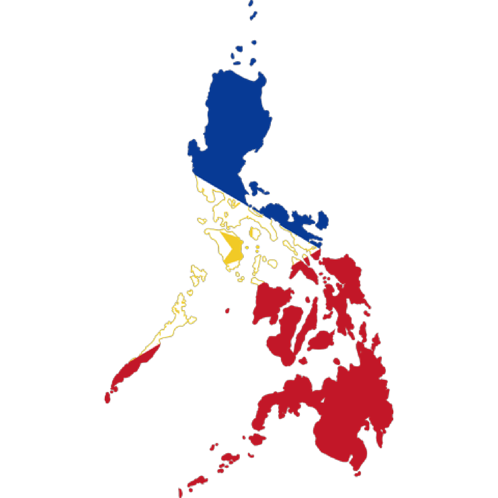 Flag of Philippines, the partner of barskorea.