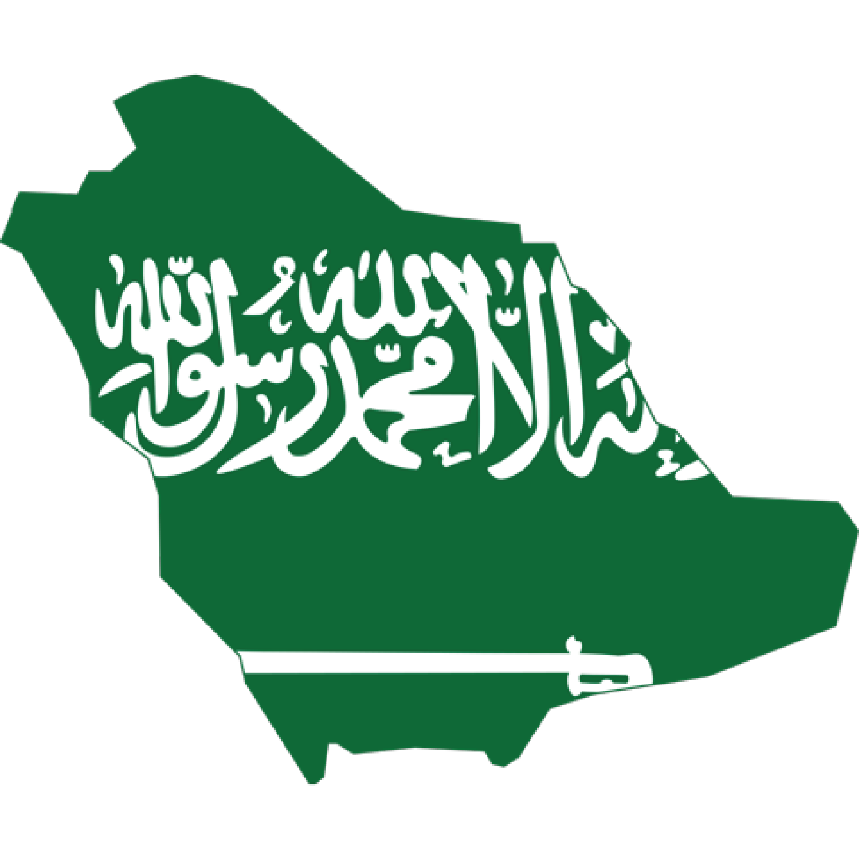 Flag of Arabia, the partner of barskorea.