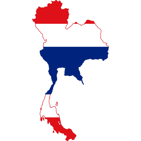 Flag of Thailand, the partner of barskorea.